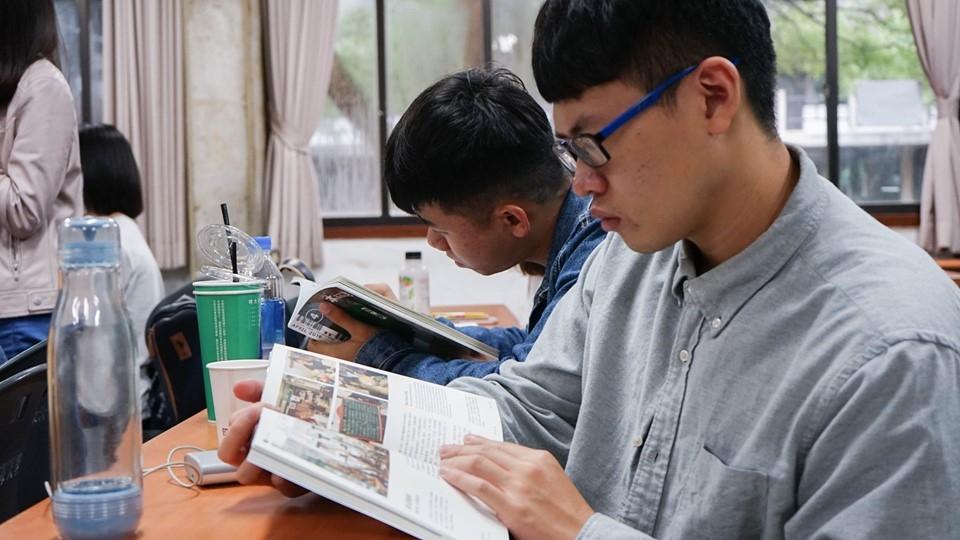 東海大學的編輯採訪03